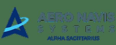 Aero Navis Logo White Min