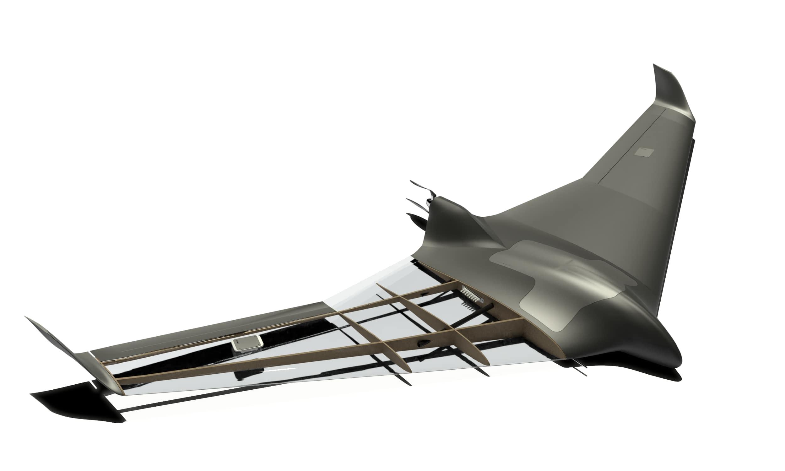 Unmanned Aerial System V 3M